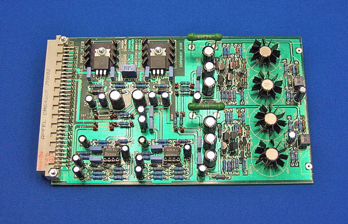Stereo Headphone Amplifier Card with Balanced Inputs