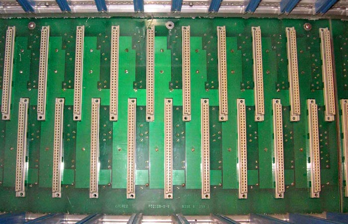 Calrec M Series Channel Input Modules Backing Card