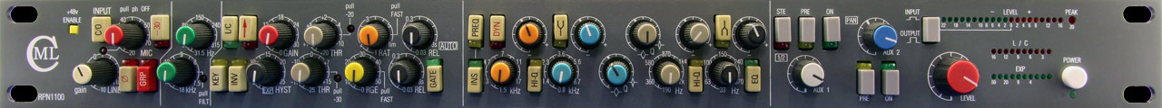 Neve V Series Channel in a box
