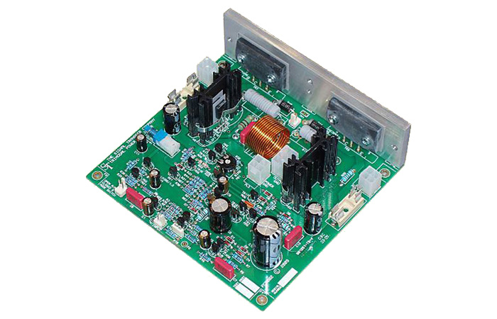 STC002 Tri-Modal Power Amplifier Module FRONT