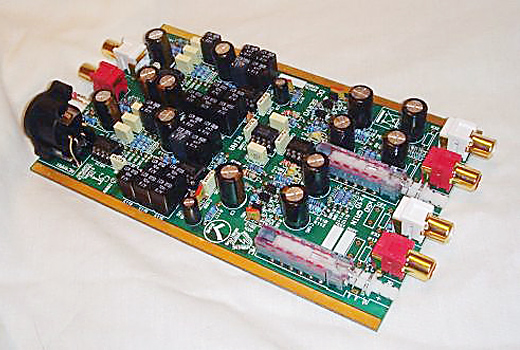 STC006 RIAA Phono Pre-Amplifier Output Module (Unbalanced)