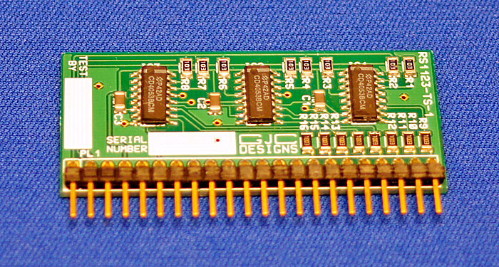 RS1123 CMOS Analogue Routing Card (2 in 8 out)