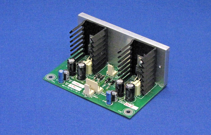 Compact Stereo Power Amplifier (LM1875)