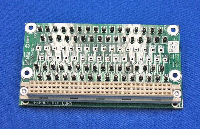 Neve 32/64/96-Way DIN41612 Breakout Assembly